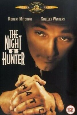 The Night of the Hunter [DVD] [1955] - DVD  8KVG The Cheap Fast Free Post
