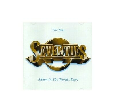 Various Artists - The Best Seventies Album in the W... - Various Artists CD PMVG