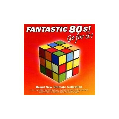 Various Artists - Fantastic 80's: the Ultimate Coll... - Various Artists CD R6VG