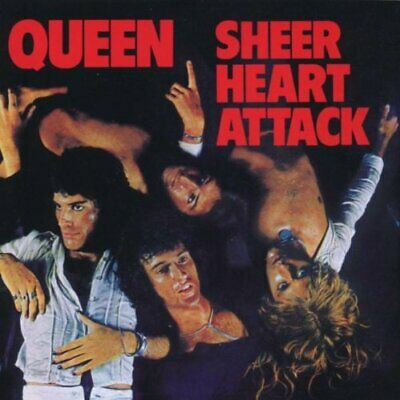 Queen - Sheer Heart Attack - Queen CD L3VG The Cheap Fast Free Post