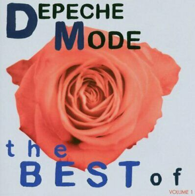 The Best Of Depeche Mode Volume One -  CD D4VG The Cheap Fast Free Post The