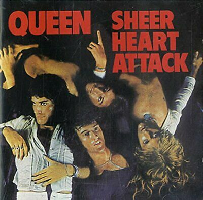 Queen - Sheer Heart Attack - Queen CD XPVG The Cheap Fast Free Post