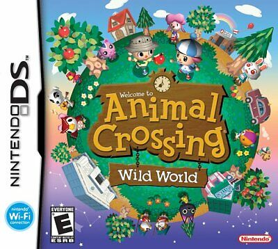 Nintendo Ds - Animal Crossing: Wild World (Nintendo DS) - Game  QKVG The Cheap