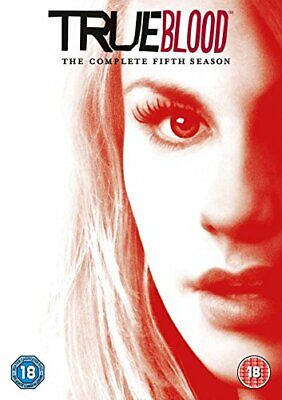 True Blood - Season 5 [DVD] [2013] - DVD  9GVG The Cheap Fast Free Post