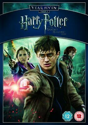 Harry Potter and the Deathly Hallows Part 2 - DVD  IAVG The Cheap Fast Free Post