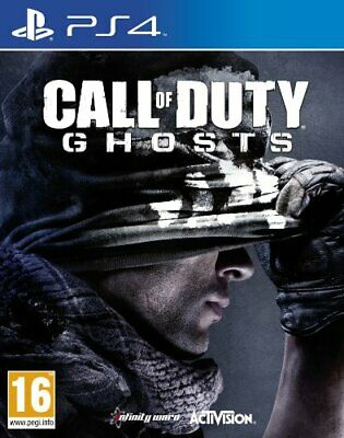 Call of Duty: Ghosts (PS4) - Game  26VG The Cheap Fast Free Post