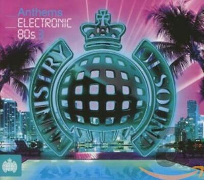 Various Artists - Anthems Electronic 80s 3 - Various Artists CD UOVG The Cheap