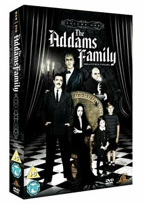 The Addams Family - Volume 1 [DVD] [1964] - DVD  CIVG The Cheap Fast Free Post