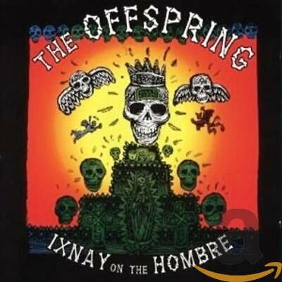Offspring - Ixnay On The Hombre - Offspring CD MDVG The Cheap Fast Free Post The