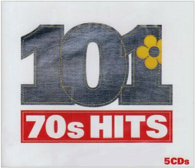 Various Artists - 101 70s Hits - Various Artists CD X2VG The Cheap Fast Free The