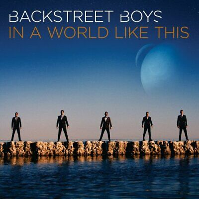 Backstreet Boys - In A World Like This - Backstreet Boys CD NCVG The Cheap Fast