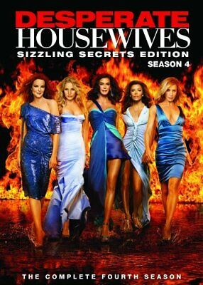 Desperate Housewives - Season 4 [DVD] - DVD  TUVG The Cheap Fast Free Post