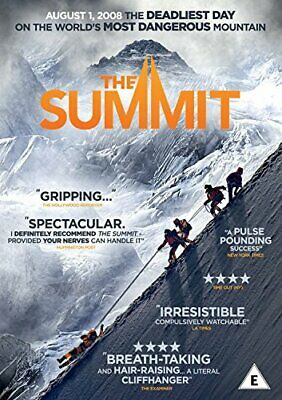 The Summit [DVD] [2017] - DVD  AAVG The Cheap Fast Free Post