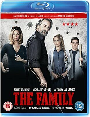 The Family [Blu-ray] - DVD  5KVG The Cheap Fast Free Post