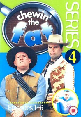 Chewin' the Fat - Series 4, Episodes 1 - 6 [DVD] - DVD  M8VG The Cheap Fast Free
