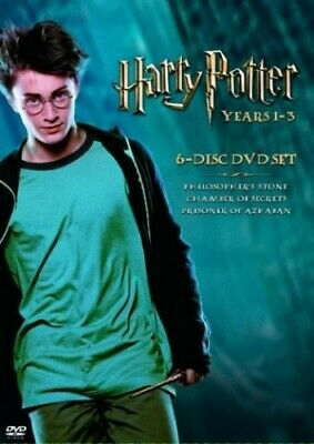 Harry Potter : Years 1-3 - The Special Editions Box Set (6 Discs)... - DVD  BAVG