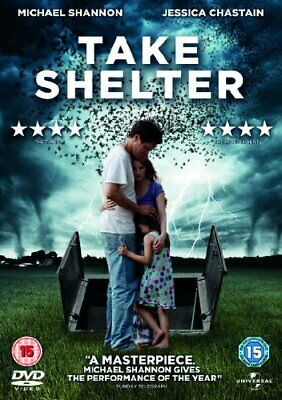 Take Shelter [DVD] - DVD  8SVG The Cheap Fast Free Post