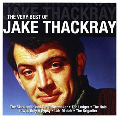 The Very Best Of Jake Thackray -  CD 5KVG The Cheap Fast Free Post The Cheap