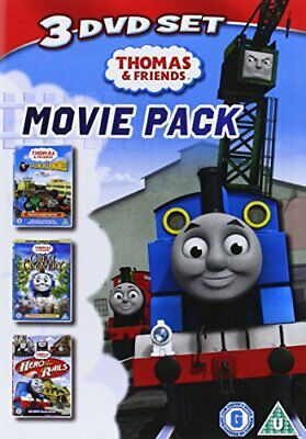 Thomas & Friends - Movie Pack - Calling All Engines! / The Great ... - DVD  FUVG