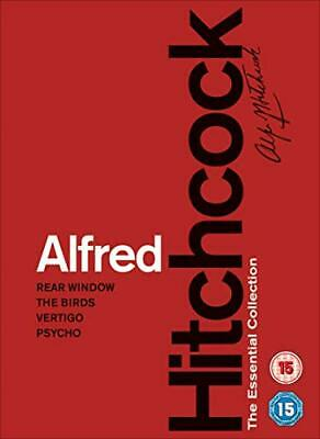 Alfred Hitchcock: The Essential Collection [DVD] - DVD  RGVG The Cheap Fast Free