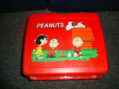 Peanuts Lunch Box by Thermos