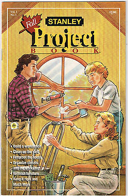 STANLEY Fall Project Book, Vol. 1, No. 1, 1990