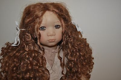 Boxed Annette Himstedt Doll Esme With Certificate