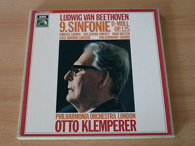 2 LPs Beethoven 9. Symphonie
