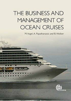 Business and Management of Ocean Cruises Hardback New  Book