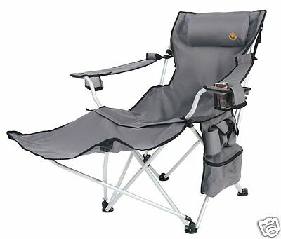 Silla Camping Plegable Sillón Pesca Playa Grand Canyon Alu Folding Chair Giga