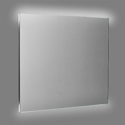 ENKI 700 x 800 Backlit LED Illuminated Mirror Bathroom Wall Vertical Horizontal