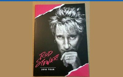 "Rod Stewart Tour Programme ""Brand New Unopened"" retail £15.."