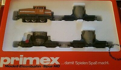 Primex 2704 Marklin Steelworks Train Set
