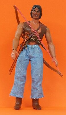 Big Jim Figur - Chief Tankua 7386 - Allstar Serie - vintage action figure