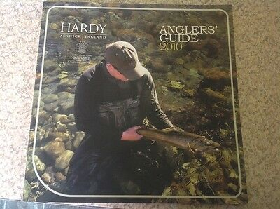 Vintage Hardy Advertising Fishing Catalogue Tackle Guide For 2010 Season