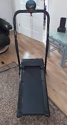 Folding Electric Treadmill   Fitness Exercise Running Cardio Machine by Body Fit