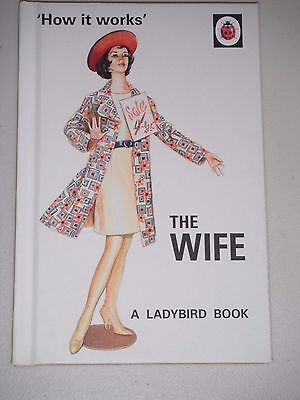ladybird book - how it works : The Wife