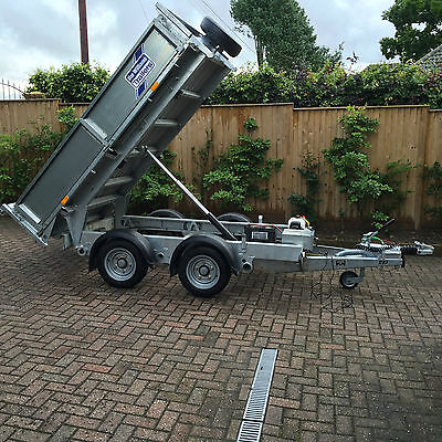 2016 Ifor Williams TT2515 tipping trailer