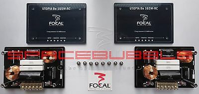 FOCAL UTOPIA Be ELITE Crossover 2 way voies XO Audiophile Hi End SQ 165W-RC TBe