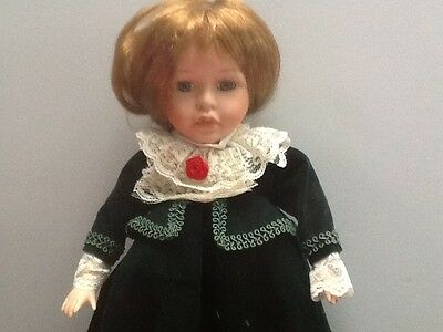 haunted doll.  Tangible item.