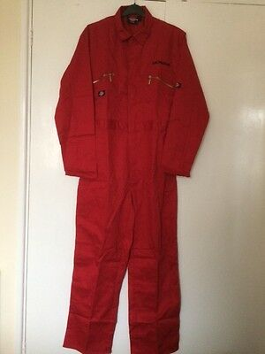 Honda Workshop Overalls, brand new genuine with tags 52R