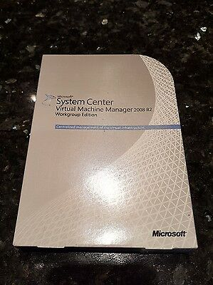 Microsoft System Center Virtual Machine Manager 2008 R2 SNA-00524