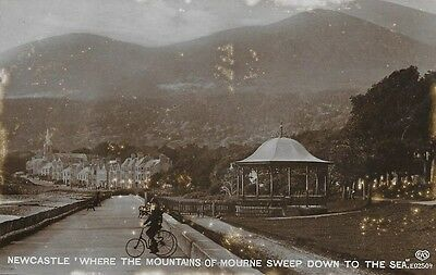 Newcastle Mountains of Mourne & Bandstand