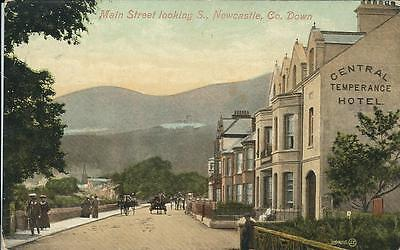 Newcastle Central Temperance Hotel on Main Street