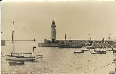 Donaghadee Lightouse and Harbour
