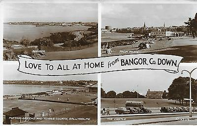 Bangor Love to All at Home Valentine R.Series No R.3339