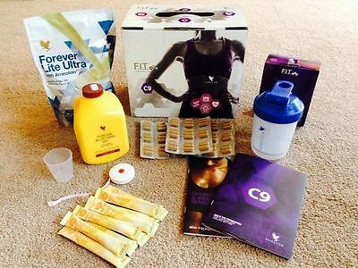 Forever Living 9 day cleanse Vanilla