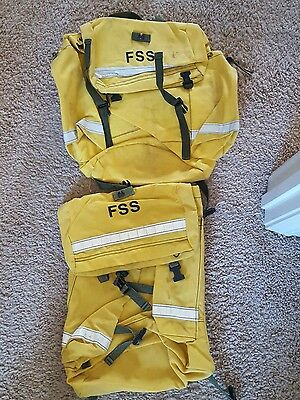FSS Forest Service Fire Fighter Pack
