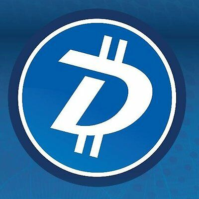 1000 Digibyte 1K (DGB) - Direct to your wallet digital transfer