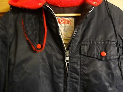 Vintage Zer-O-Zone Men's Snowsuit Small Excellent
